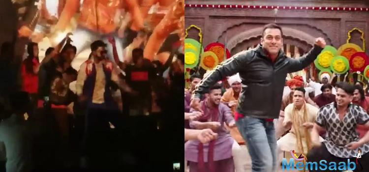 Ranveer Singh has a record of doing crazy things in public and the actor has done it again. Ranveer Singh grooved to Baby-Ko Bass Pasand Hai from Salman Khan's recently released film Sultan in front of an amused audience in Paris.