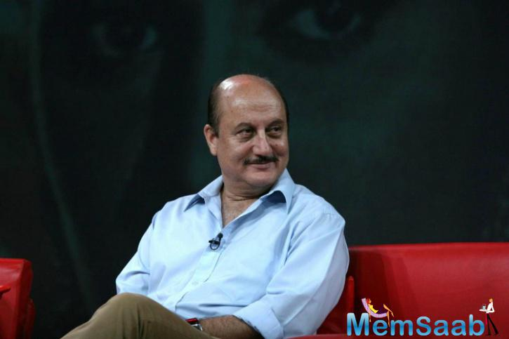Veteran actor Anupam Kher surprised his fans making some serious fitness goals, He was secretly working towards losing weight, and is now 14 kgs lighter.