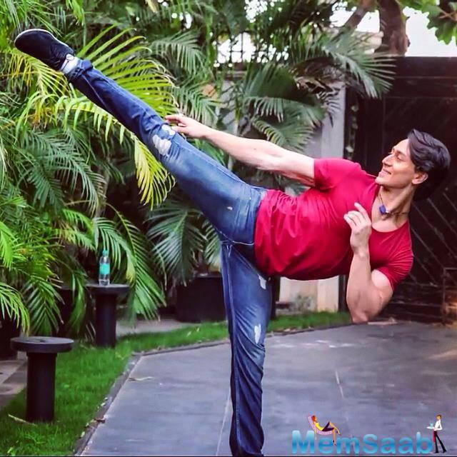 Tiger Shroff's superhero flick also compared with his own father, Jackie Shroff's superhero film Shiva Ka Insaaf.