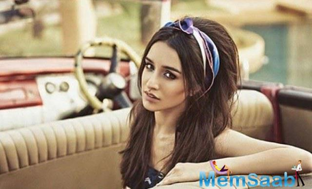 In a recent press interview, the Baaghi actress was asked if there is an offer  to play a role in a biopic on her father Shakti Kapoor's life. The doting daughter said that she would act in the film only if her dad acts in it.