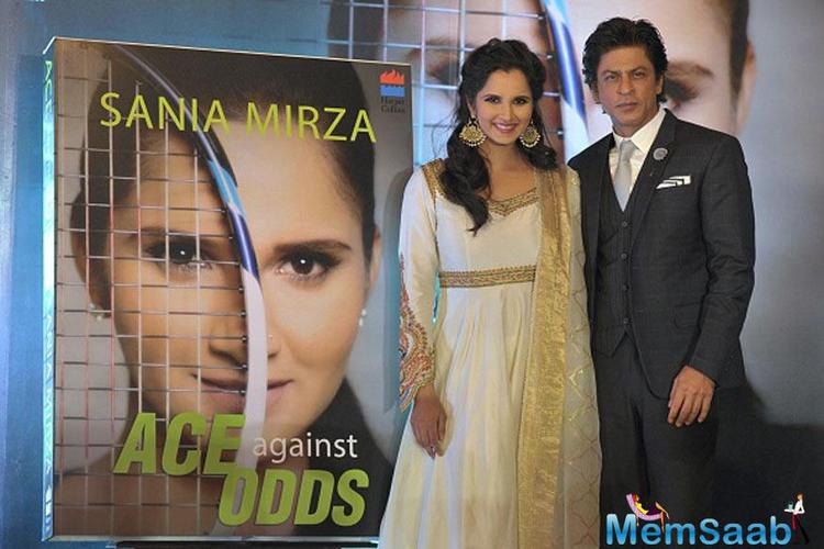 "He also added, ""I am telling you there are no bigger achievers than women in this world, Sania is the 'rani' of racket'."