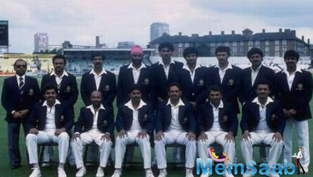 After the Azhar and Dhoni biopics, Now Bollywood wants to do a film based on team India's 1983 World Cup victory.