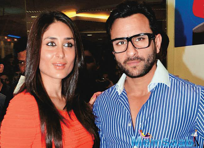Kareena Kapoor Khan, who is expecting her first child with actor Saif Ali Khan has denied reports of undergoing a sex determination test in London.