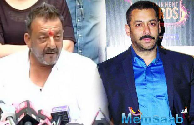 Salman Khan and Sanjay Dutt have been known to be good friends for the longest time, But, there has been stone-cold silence between the two since Dutt walked out of prison in February.