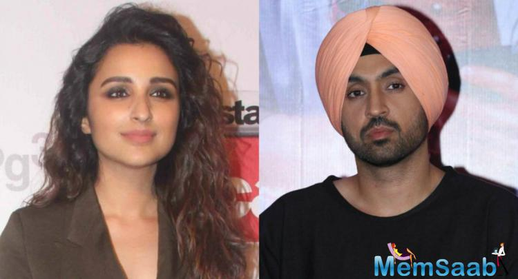 If the buzz is to be believed, Parineeti Chopra and Diljit Dosanjh might be seen in the remake of the 1986 hit movie Chameli Ki Shaadi.