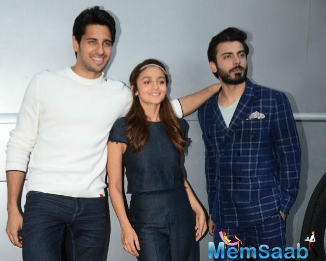 According to the report, rumored lovebirds Alia and Sidharth are mixing business with pleasure as they have gone for an ad shoot.
