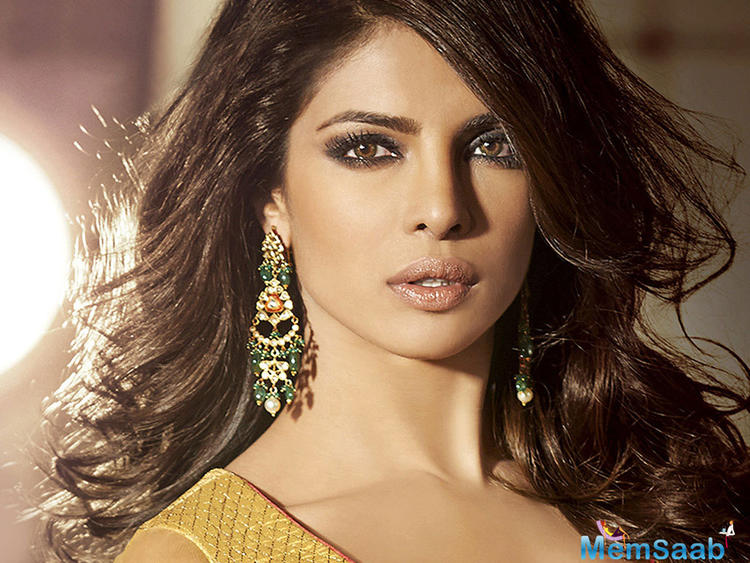 Priyanka has currently started the shooting of the second season of American series