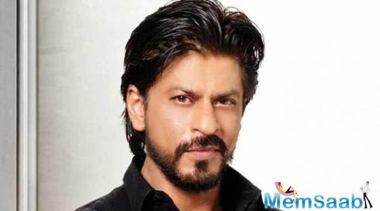 Shah Rukh will play an extended cameo as Alia's therapist and all the other four men will romance the