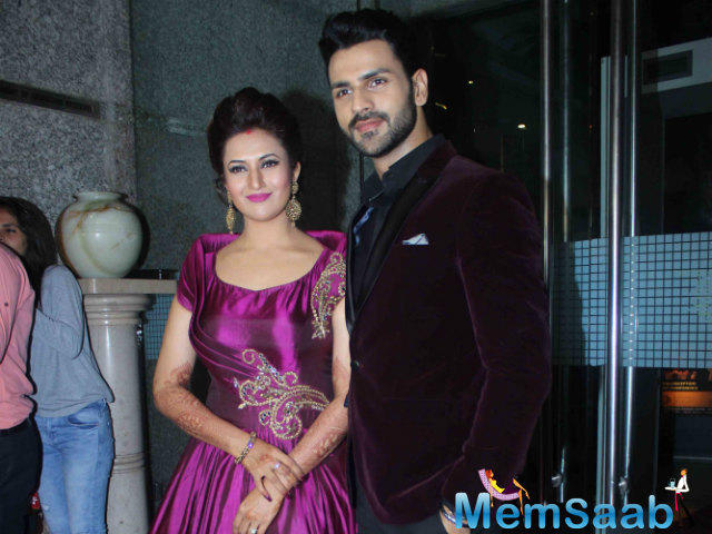 Divyanka Tripathi and Vivek Dahiya finally concluded with a reception for family and friends in Mumbai on Thursday. This was the second reception the newlyweds hosted, after one in Vivek's hometown Chandigarh.