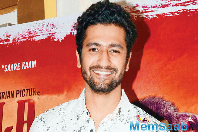 Vicky Kaushal, who received critical accolades for Masaan and Raman Raghav 2.0, reportedly has an another big project.