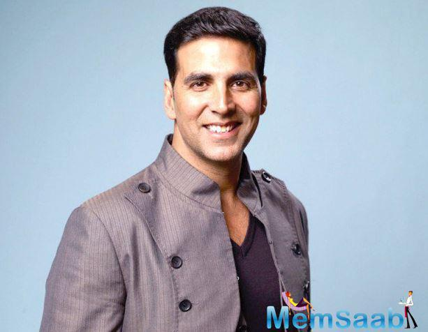 Reportedly, to be produced by the filmmaker, the film will star Akshay in a short and significant role. But he loved the role and immediately said 'yes,'.