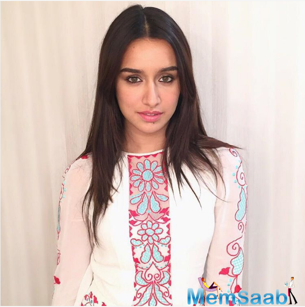Actress Shraddha Kapoor, who is busy filming Half Girlfriend, a film based on author Chetan Bhagat's eponymous novel, recently got bruised while shooting for a brand endorsement.