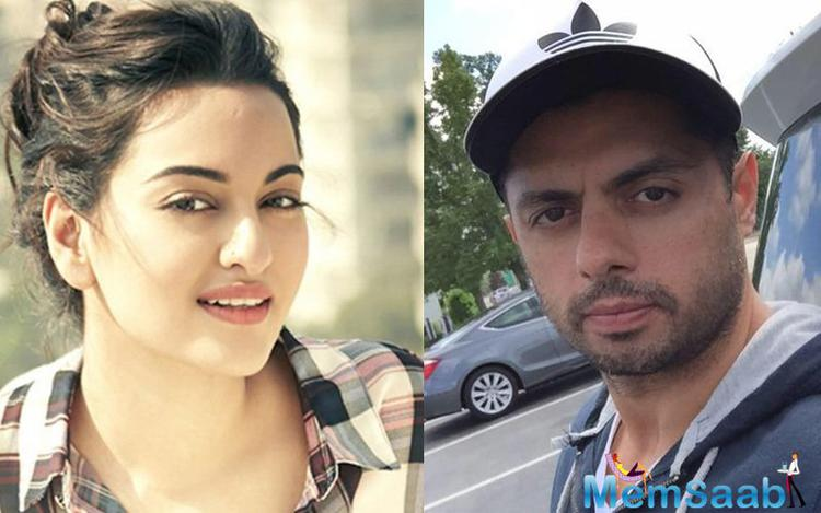 The report was that, Sona had spent a night with her rumoured boyfriend Bunty Sajdeh on his mother's 60th birthday bash after partying with him.