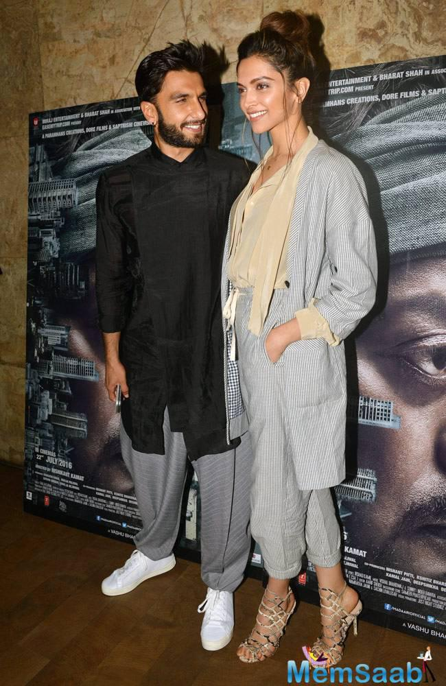 Earlier, Deepika had refuted reports of her impending marriage, and said that she has no plans to get married anytime soon.