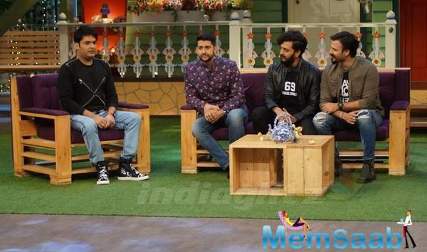 Director Inder Kumar was so impressed with Kapil's sense of humour and he said, when he will make