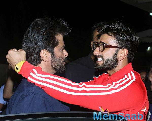 After Dil Dhadakne Do there has been a deep impact of Anil Kapoor's on him, reportedly Chopra told Ranveer Singh to stop acting like Anil Kapoor and told him to act like himself.