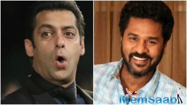 """We have to make certain that our next project together packs in a greater punch,"" Prabhu Deva stated."