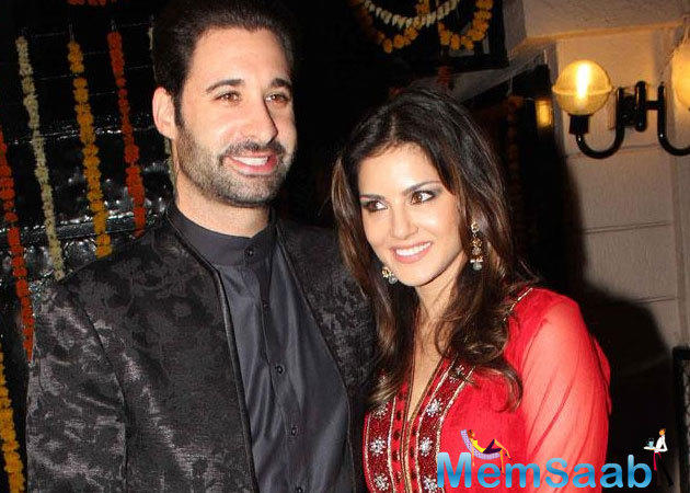 Beiimaan Love is a romantic movie will also have a special appearance by Sunny'shusband Daniel Weber.