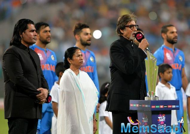 Ullhas PR, who makes short films, had also filed a police complaint against actor Amitabh Bachchan after Big B had sung the National Anthem during a T20 match.