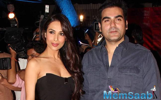 Now from what we see, it is confirmed that couple might have finally decided to part ways completely. Recently Arbaaz has been spotted partying hard with a mysterious girl Yellow Mehra in Goa.