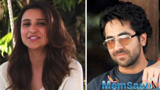 Parineeti said she shares a great rapport with Ayushmann.Parineeti sees the trend of actors singing for themselves to be very healthy.It's good that so many of us are singing for ourselves.