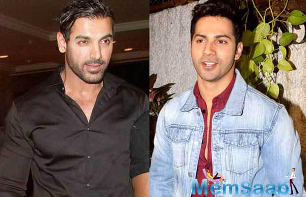 Varun Dhawan, who is known for his acting style, very similar to Salman Khan's in 90's., said I prefer to be original than try to copy any other actor.