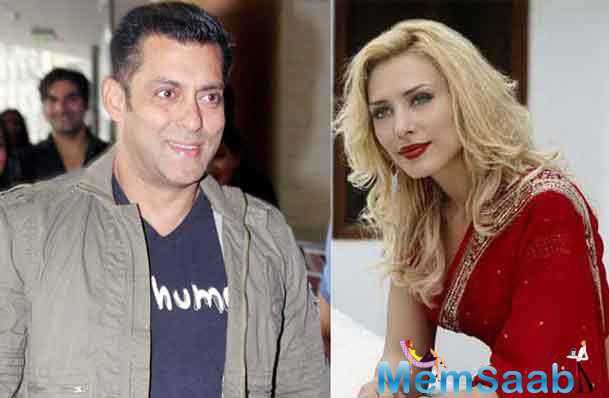Salman Khan threw a special birthday bash for his alleged ladylove Iulia Vantur. She is said to be very much close with the Khan family. They have been spotted together at many places too