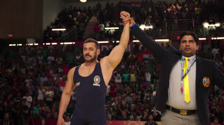 Sultan released in Eid this month and in this 20 days, It has managed to set up a good figure at the worldwide box office.