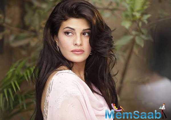"Jacqueline Fernandez, who will shortly progress to her first appearance as Judge of Colors' "" Jhalak Dikhhla Jaa"", has denied to promote"