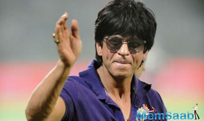 SRK said we have been checking on various teams last year.This isn't the first time King Khan is linked directly to a football club in India.