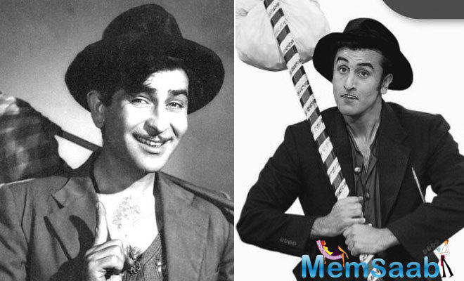 In 1948, at the age of twenty-four, Raj saab's established his own studio, R.K and became the youngest film director . The brothers are in agreement. They feel Ranbir is the best person to play Raj Saab