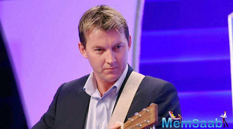 Former Australian fast bowler Brett Lee will be seen promoting his forthcoming romantic comedy film UnIndian on the popular Indian comedy TV show Bhabi Ji Ghar Par Hain.
