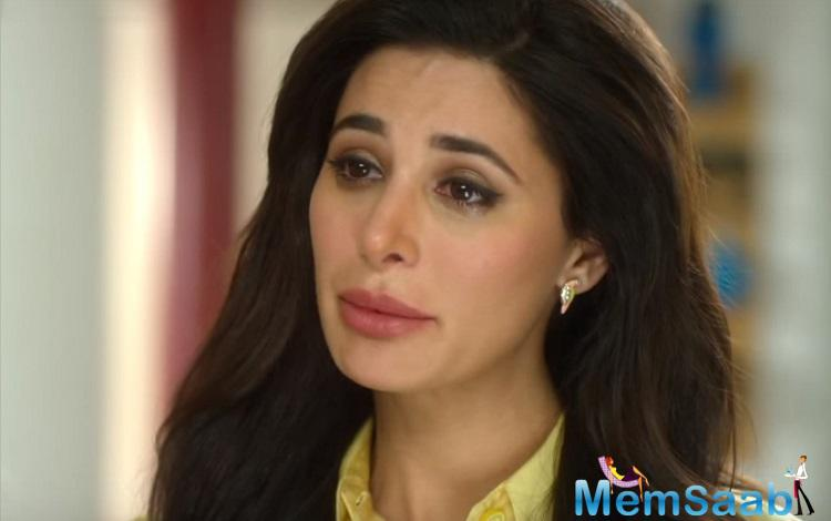 Nargis has been extremely overworked working on three films simultaneously over the past year.