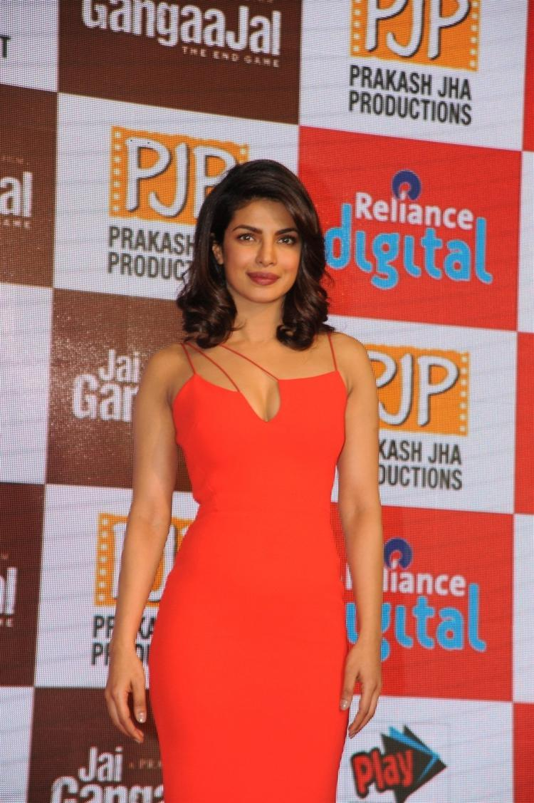 Priyanka Chopra, who will be hosting United Nation's Global Citizen Festival, says people around the world have put aside humanity in the race to prove their