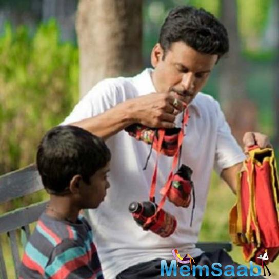 Manoj Bajpayee, who is awaiting the release of
