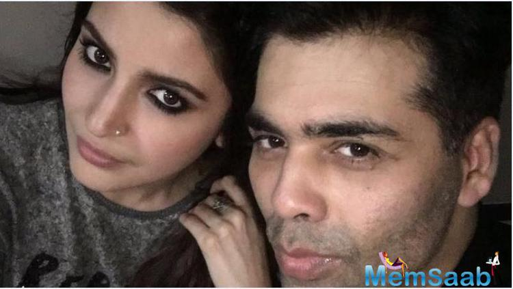 Karan Johar has finally wrapped up the last schedule of his upcoming romantic-drama 'Ae Dil Hai Mushkil'.It is  produced by Dharma production house.
