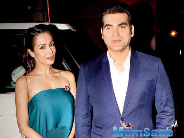 There were reports of one of Bollywood's most loved couple, Arbaaz Khan and Malaika Arora Khan heading for splitsville.  The couple has been married for 17 years and also have a son, 13-year-old Arhaan.