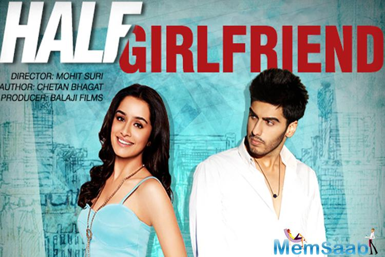 Arjun Kapoor and Shraddha Kapoor's much-awaited film 'Half Girlfriend' now has a new release date. The movie would hit theaters on May 19, 2017.