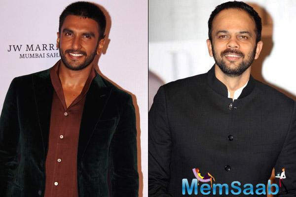 When two 'energetic' people meet, they end up doing some 'dhamaka.' So, it can be well imagined, if Ranveer Singh and Rohit Shetty come together for collaboration