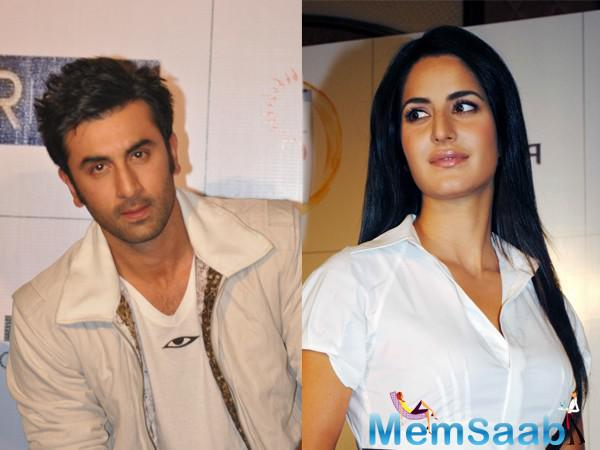Earlier Actor Ranbir Kapoor said he is himself awaiting the release of Anurag Basu's Jagga Jasoos, in which he stars opposite his former ladylove Fitoor actress Katrina Kaif.