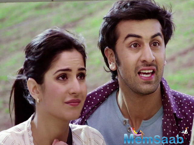 Katrina Kaif, Ranbir Kapoor's Jagga Jasoos will be their first film to come out after their much talked about the breakup.Jagga Jasoos