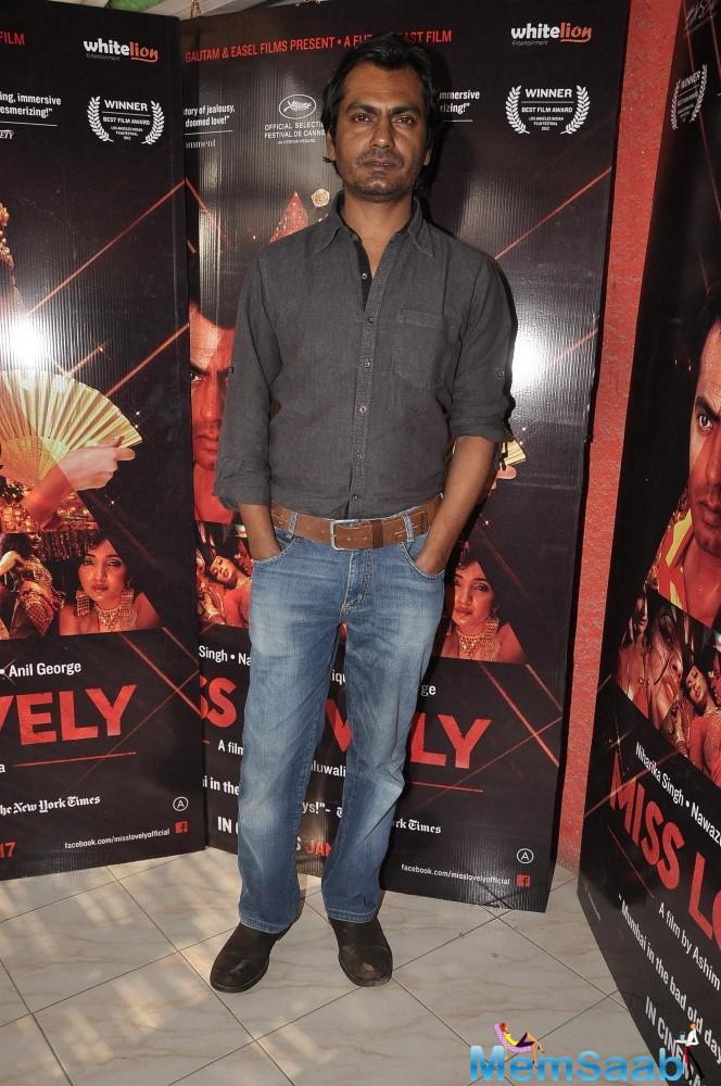 Raman Raghav 2.0 was based on the life of the notorious serial killer Raman Raghav