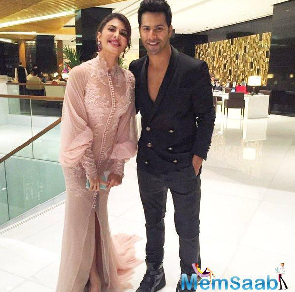 Varun Dhawan, who was part of the ABCD 2,  hinted that he might be collaborating with