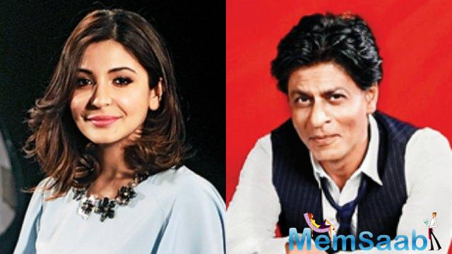 Anushka Sharma, who last seen in Bollywood big hit Salman's starred Sultan, is busy preparing for her new film, which will once again see her paired with superstar Shah Rukh Khan.