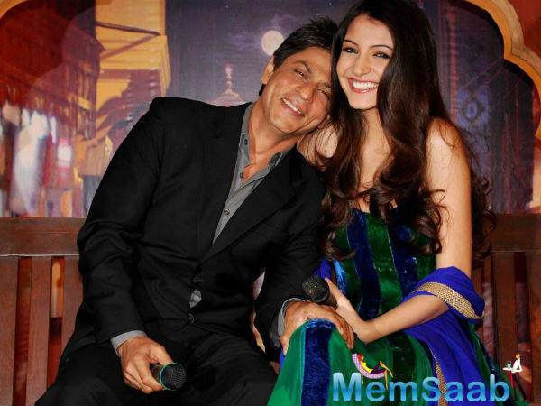 The character sketch of the roles to be played by Shah Rukh and Anushka are yet to be disclosed.