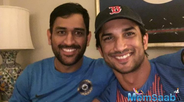 The movie has Sushant Singh Rajput playing the role of the legendary Indian cricket captain Mahendra Singh Dhoni. Kiara Advani is portraying the role of the skipper's wife Sakshi.