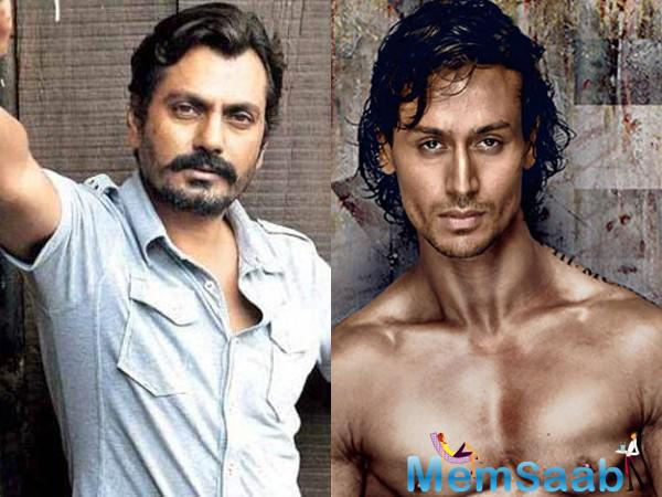 Nawazuddin Siddiqui is one of the best actors we have today.He is not playing a dark or grey character in Sabbir Khan's Munna Michael.