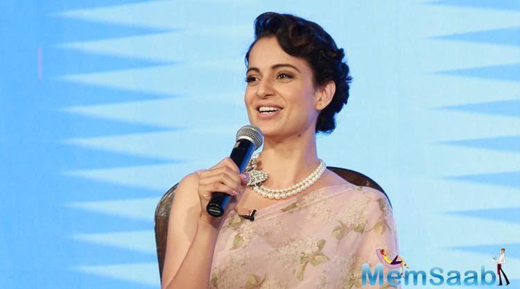 The 30 year Ranaut is particularly known in the media for expressing her honest opinions in public and is frequently credited as one of the most fashionable Indian celebrities