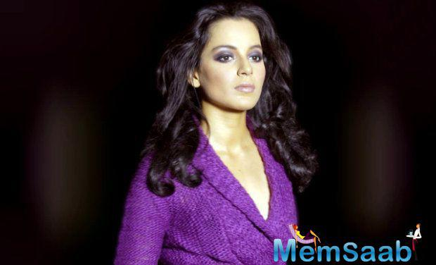 Titled 'Love Your Country,' the two and a half minute video has a strong patriotic background score, featuring Kangana Ranaut becoming the voice of people.