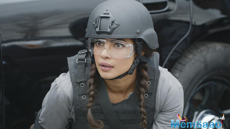"When quizzed about a possibility of playing the Bond girl, the actress was quick to respond, ""Depends on the part. She'd definitely have to be called Jane."" The second season of Quantico is as full of adventure and drama as the first one."